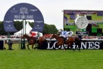 Maxime Guyon on Golden Lilac - winner of 2011 Prix de Diane Longines