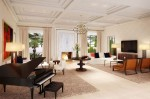 Presidential Suite - Hotel Bel Air, Los Angeles