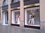 Chanel flagship store Maximilianstrasse, Munich, Germany, Germany