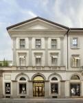 Louis Vuitton Maison flagship store Montenapoleon, Milan