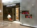 Louis Vuitton store in Bucharest, JW Marriott Grand Gallery