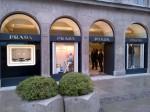 Prada flagship store Munich (Muenchen) Germany