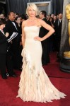 Cameron Diaz in Gucci arriving at Oscars 2012