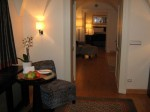 Lazar Suite at Mandarin Oriental Prague