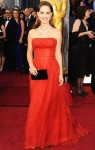 Natalie Portmann in Christian Dior Haute Couture from 1954 at Oscars 2012
