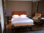 New Park Deluxe King room at Ararat Park Hyatt Moscow