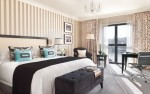 Newly refurbished Premier Room at Four Seasons Hotel, Prague