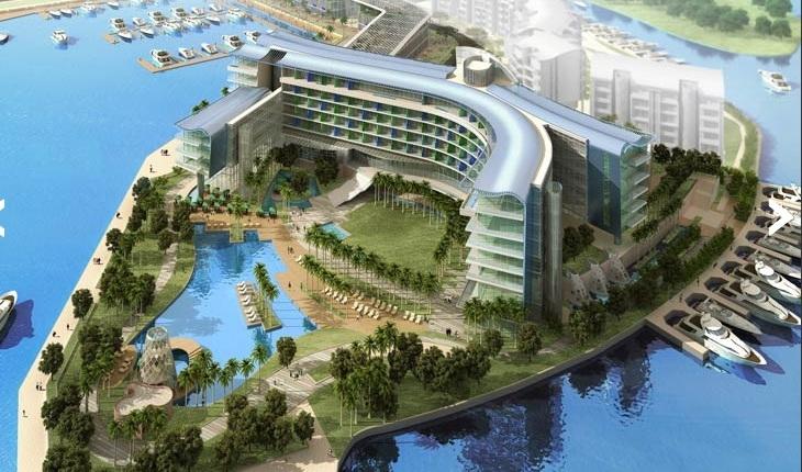 W Hotel Singapore Sentosa Cove