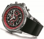 Breitling for Bentley, limited edition GT V8 Watch (presented at BaselWorld 2012)