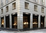 Damiani re-designed flagship store Milan on Montenapoleone