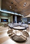 Damiani's newly re-designed flaghip store in Milan