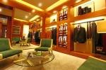 Ermenegildo Zegna new flagship store Rome, Italy