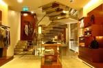 Ermenegildo Zegna flagship store Rome Italy