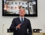 Jean-Marc Jacot, CEO Parmigiani Fleurier