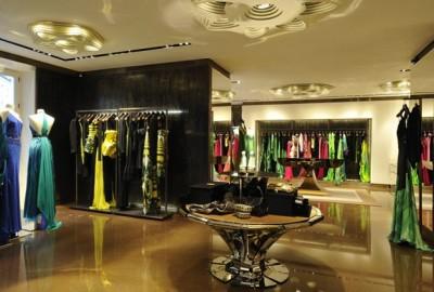 Roberto Cavalli flagship store