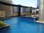 Sofitel Mumbai, swimming pool