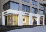 Chanel store Petrovka St, Moscow, Russia