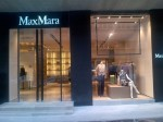 Max Mara new flagship store Bucharest, Romania
