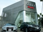 Audi showroom, Ho Chi Minh City, Vietnam