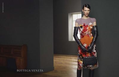 Bottega Veneta, Fall Winter campaign 2012 2013