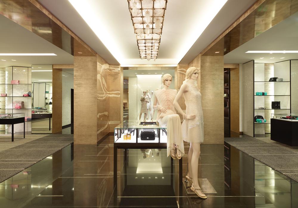 New Store Openings In Paris Chanel Versace Fendi Cpp Luxury