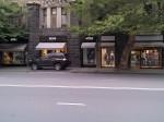 Hugo Boss store in Tbilisi, Georgia