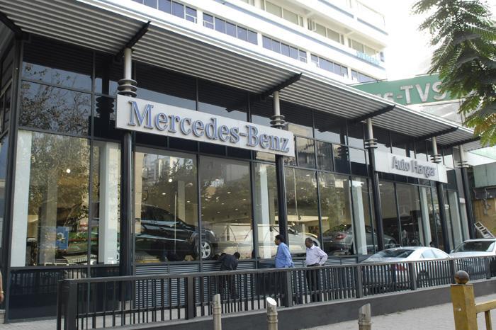 Luxury car dealerships in okc