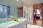 Principe di Savoia Hotel Milan, luxury bathroom
