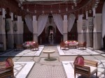The Royal Mansour Hotel - the medina, Marrakech