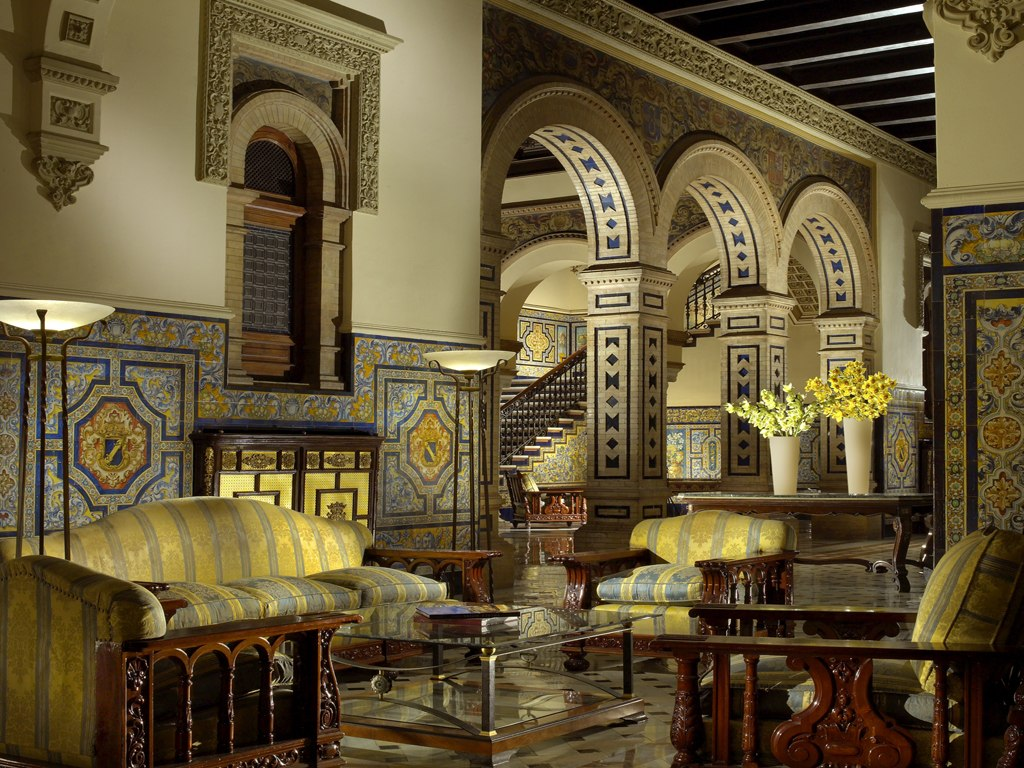 Hotel Alfonso Xviii Seville Spain Luxury Collection