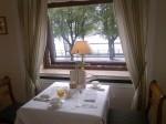 Breakfast in Condi Restaurant, Fairmont Vier Jahrszeiten, Hamburg