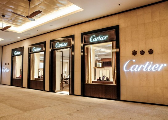 cartier outlet rkna  Cartier flagship store, Citade Jardim Mall, Sao Paolo, Brazil