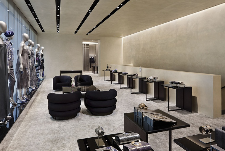 Armani Opens Major Emporio Armani Showroom Like Store In New York CPP LUXURY