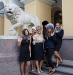 Four Seasons St Petersburg - Reservations Team photo on hotel's Facebook page