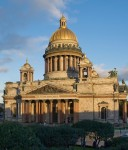 Four Seasons St Petersburg - The magnificent neighbour of our hotel - St. Isaac's Cathedral, photo posted on hotel's Facebook page