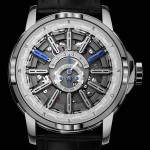 Harry Winston, Opus 12, presented at TimeCrafters 2012