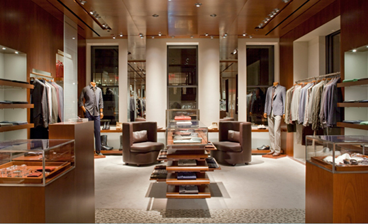Men's Designer Clothing Store Popular clothing stores in nyc