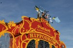 Hippodrom Tent at Oktoberfest, Mandarin Oriental Munich