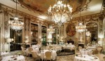 Le Meurice Restaurant at Le Meurice, Paris