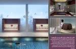 Mandarin Oriental Paris, hotel presentation brochure in Arabic