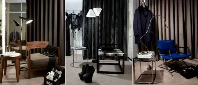 Selfridges new themed suites (Private Shopping Salon)