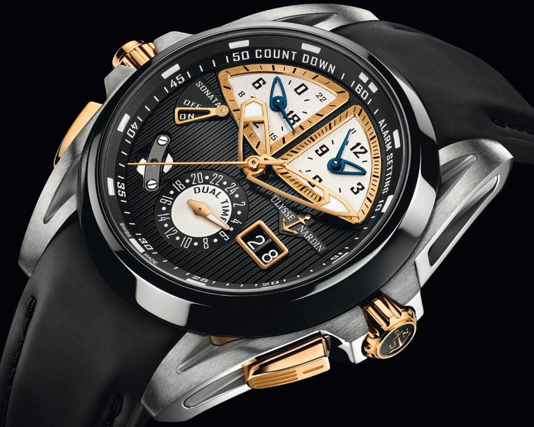 Gold Watches Designs
