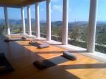 Yoga studio - Amanzoe