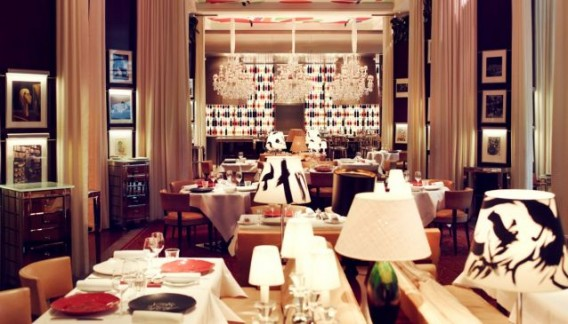 Le Royal Monceau, Raffles Paris welcomes NOBU for the winter ...