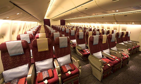 Qatar Airways, Five Star Economy Class