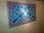 Artwork at Four Seasons Hotel Istanbul at Sultanahmet