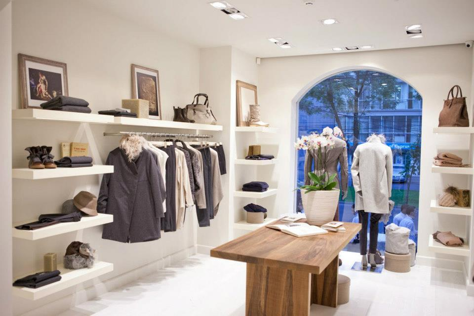 Brunello-Cucinelli-mono-brand-store-Bucharest-Romania - CPP-LUXURY