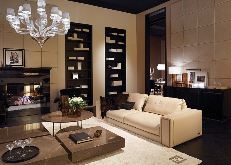 FENDI to design interiors for luxury apartment towers by
