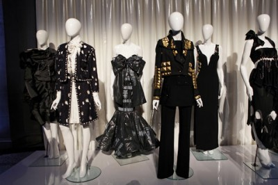 The Met Hosts Punk Chaos To Couture Retrospective