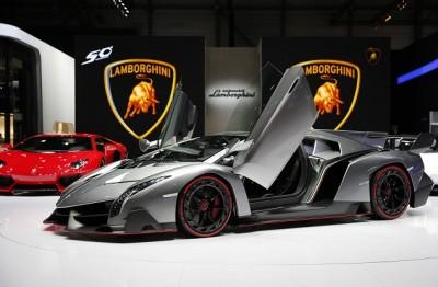 New Lamborghini 2013